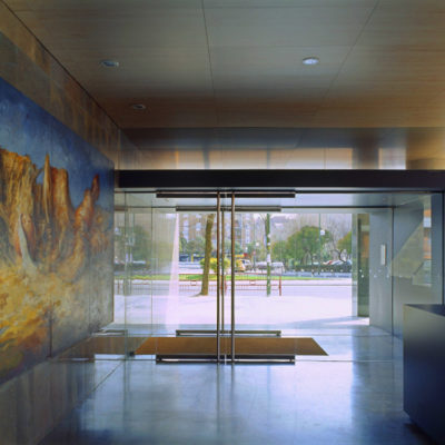 Projekt: Bürogebäude Aluche Architekt: Rubio & Alvarez Sala